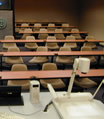 View of Distance Learning Classroom