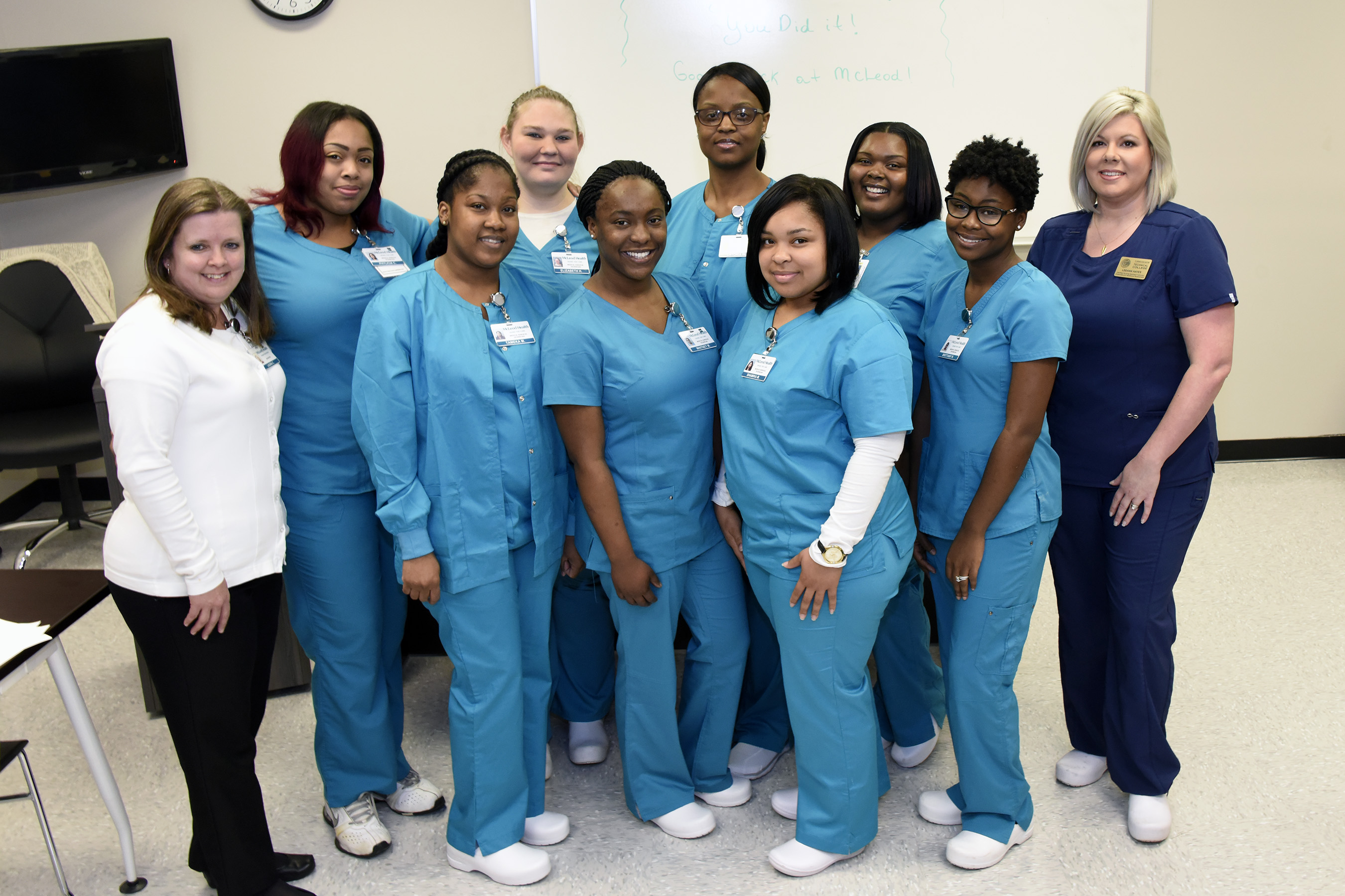 Fdtc Marketing First Class Completes Med Surg Fast Track Program