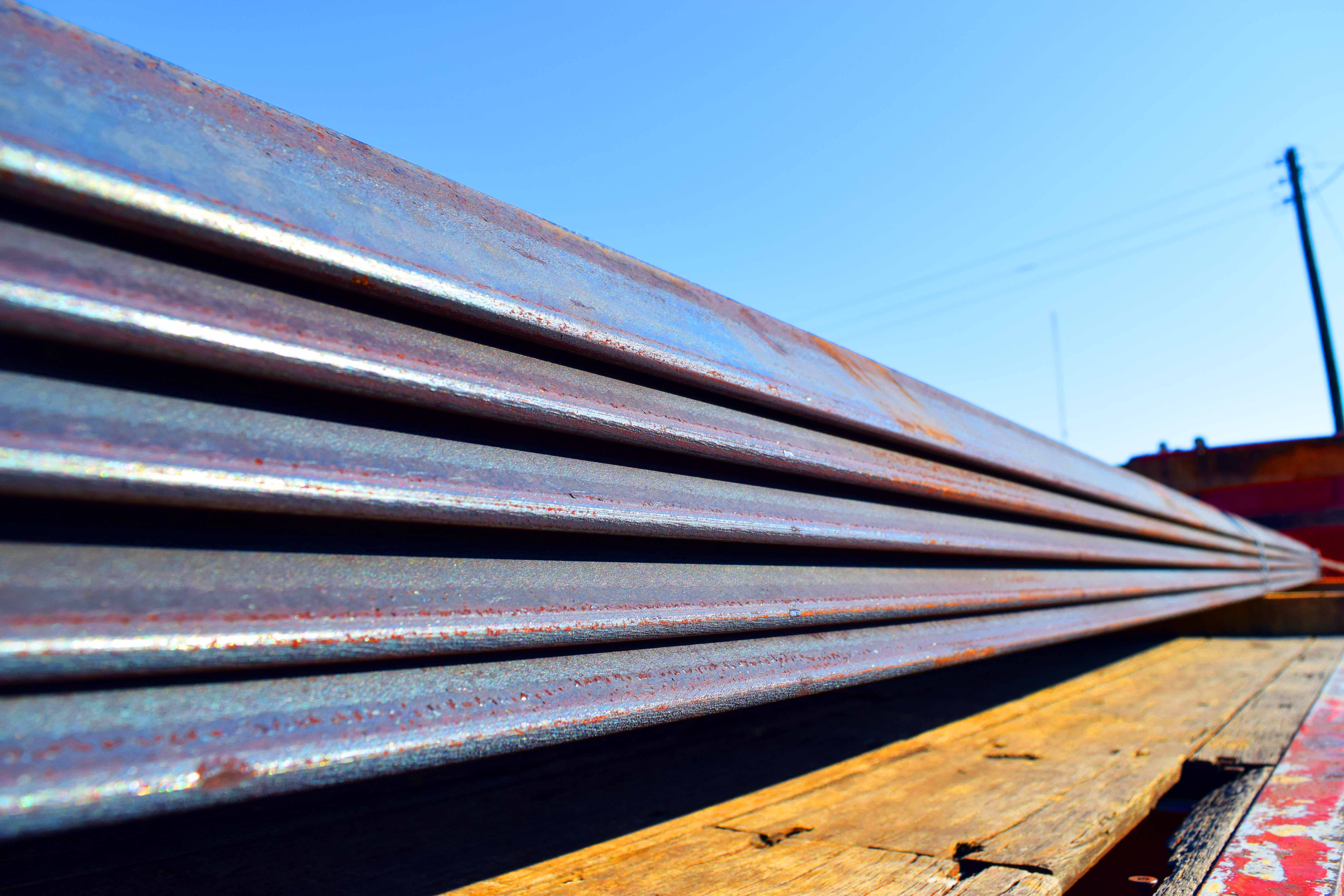 Fdtc Marketing Fdtc Receives 25 000 Pounds Of Steel From Nucor
